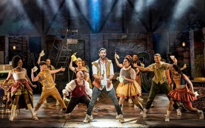 'And you're gonna hear me roar' – & Juliet the musical Review