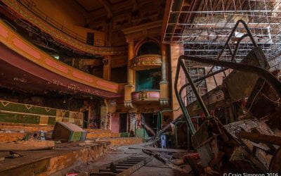 Theatres at risk, history at risk – Part Two
