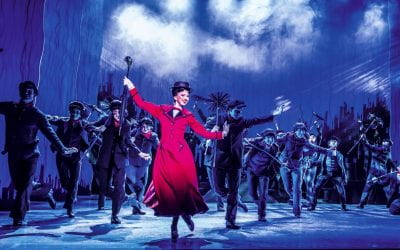 'Oh, it's a jolly holiday with Mary' – Mary Poppins Theatre Review
