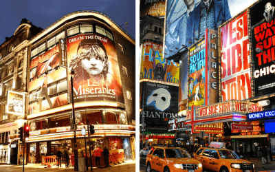 5 Broadway Shows I would love to see in London