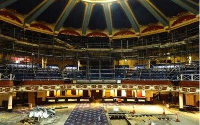 Theatres at risk, history at risk – Part One