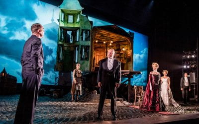 'But it's better to ask for the earth than to take it' – An Inspector Calls Theatre Review
