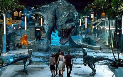 'It's gonna be just like taking a walk in the woods, 65 million years ago' – Jurassic World (2015) Review
