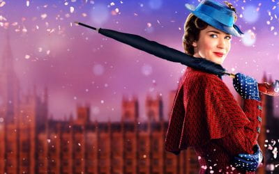 'Everything is possible, even the impossible' – Mary Poppins Returns (2018) Review