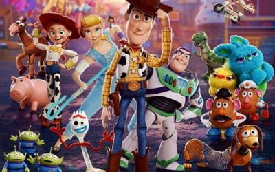 'I was made to help a child' – Toy Story 4 (2019) Review
