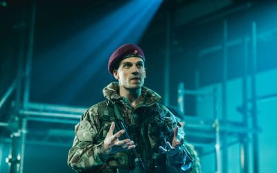 'No King of England, if not King of France' : Henry V review (Streaming: Barn Theatre)