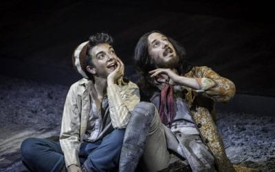 Fifteen men on a dead man's chest' – Treasure Island National Theatre at Home Review