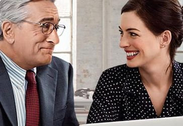 'Back in action! Thank God!' – The Intern (2015) Review