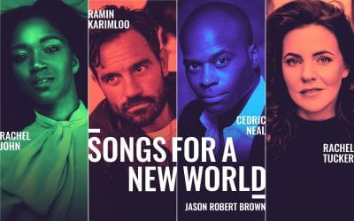 'Trust Me, We'll Be Fine' – Songs For A New World Streamed Performance Review