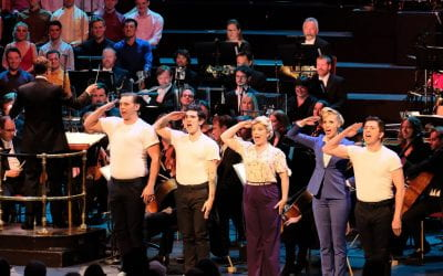 'If you should ever hit New York' – On The Town at the Proms (2018) review