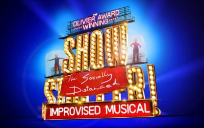 'What's Your Story?' – Showstopper: The Socially Distanced Improvised Musical Review