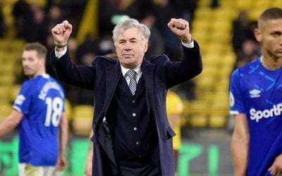 Ancelotti and the transformation of Everton Football Club