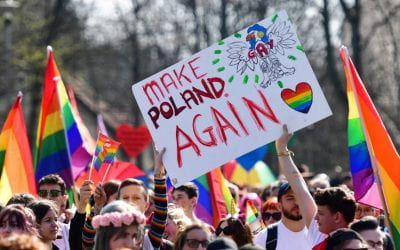 LGBT Activists in Poland call for an end to discrimination