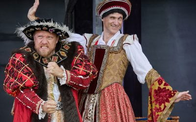 'Land of Hope and Glory!' – Horrible Histories: Barmy Britain Car Park Party Review