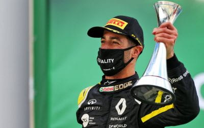 Why Daniel Ricciardo's podium represents more than 15 points for Renault