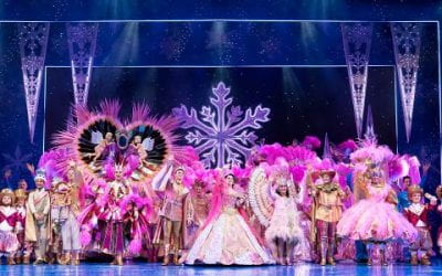 Not Just For Christmas? : Could Panto work at Easter?