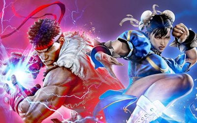 Street Fighter V – Review