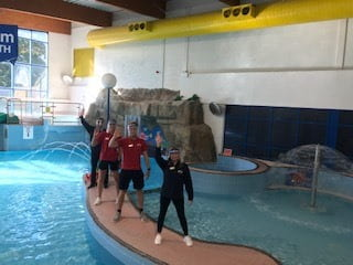 Return of the pool