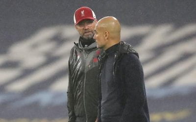 Jürgen Klopp and Pep Guardiola Join Forces to Urge the Premier league to Allow Five Substitutions