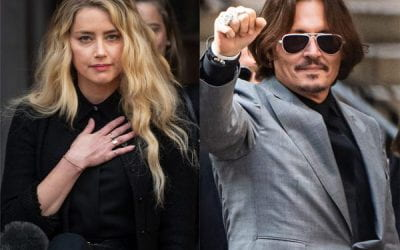 """Johnny Depp loses Dramatic """"Wife Beater"""" libel case"""