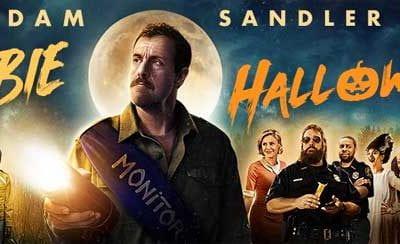 Adam Sandler's Hubie Halloween becomes another hit for Netflix.