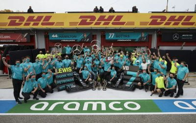 Uncertainty in the Mercedes-AMG F1 team after winning their 7th constructors' championship in a row.