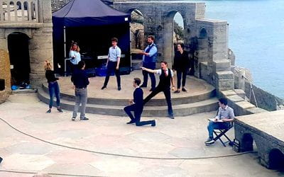 'One Heart, One Soul, One Mind' – Mischief Movie Night (Minack Theatre) Review