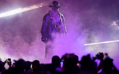 The Undertaker Retires After 30 Long Years of Hard Work and Dedication to the Sport