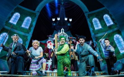 'A Leisure Pursuit Guaranteed To Deliver' – The Wind in the Willows (Streamed) Review