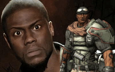 Kevin Hart agrees to play Roland in upcoming Borderlands movie