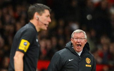 Did Sir Alex Ferguson's Influence on Officials Effect How Successful He Was?