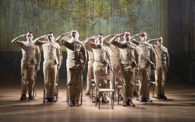 'The Story of the Boys of '41' – From Here to Eternity (The Show must go online) review