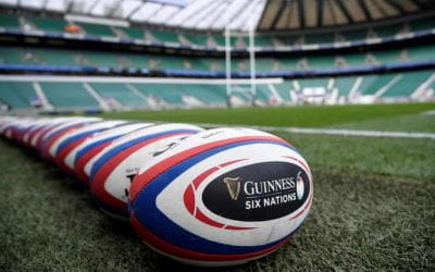 Round 1 Match-ups: 6 Nations 2021