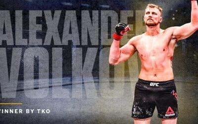 UFC Fight Night: Overeem vs Volkov – Recap