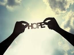 Hope…