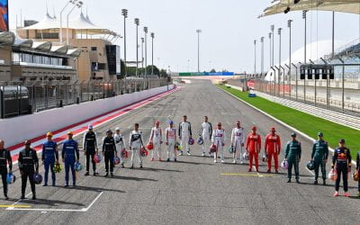 Formula One – Bahrain Grand Prix Qualifying Review