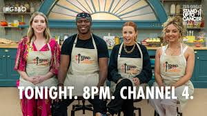 Celebrity BAke Off SU2C week 4