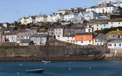 Has Cornwall become a playground for the rich?