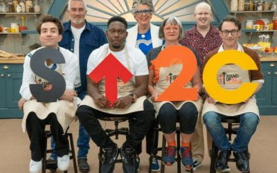 Celebrity Bake off su2c 2021 Week 3