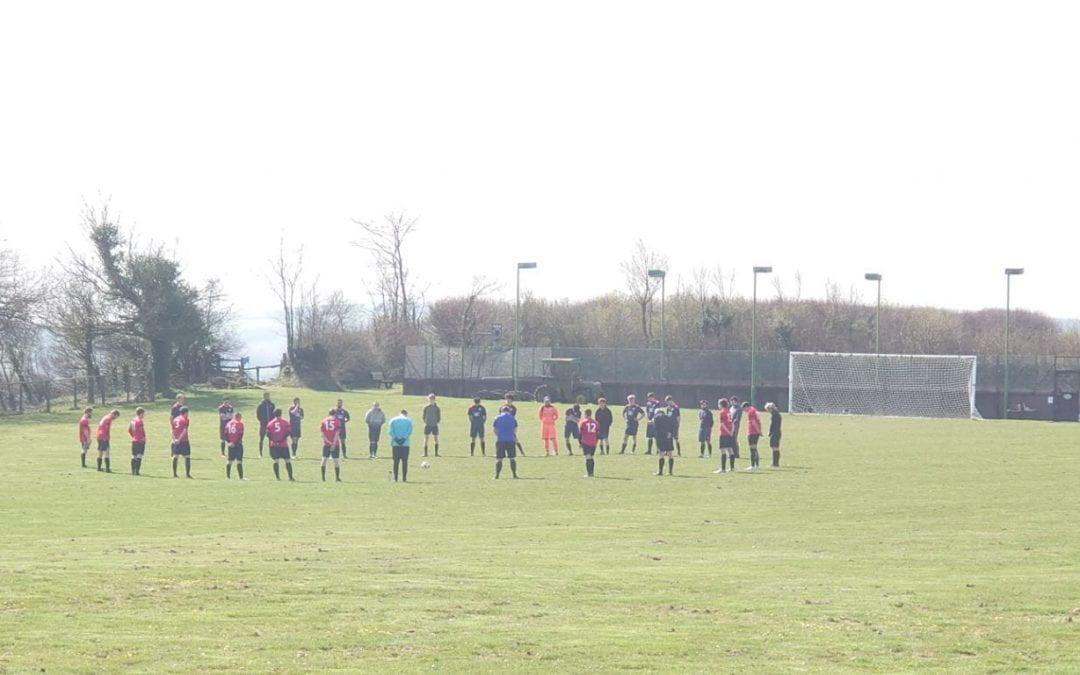 Exmoor Rangers vs. Bridgwater Albion