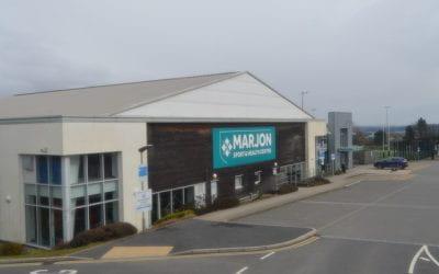 Marjon leads in Varsity 2021