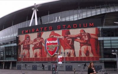 What is happening at Arsenal?