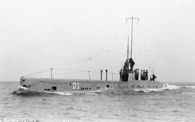 HMS/mD1: Dartmouth's sunken sub granted protection