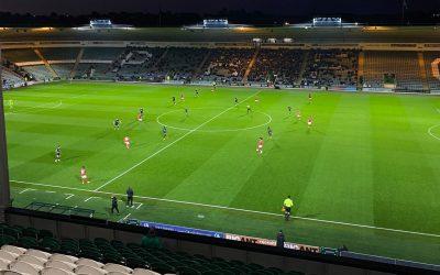Late goals from Swindon sink Argyle in EFL Trophy