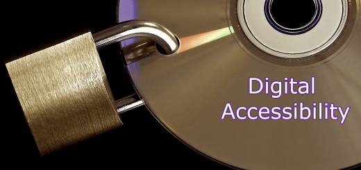 Image shows a padlocked CD disc