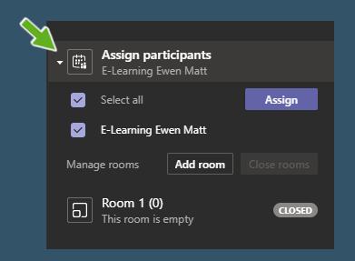 Assign participants