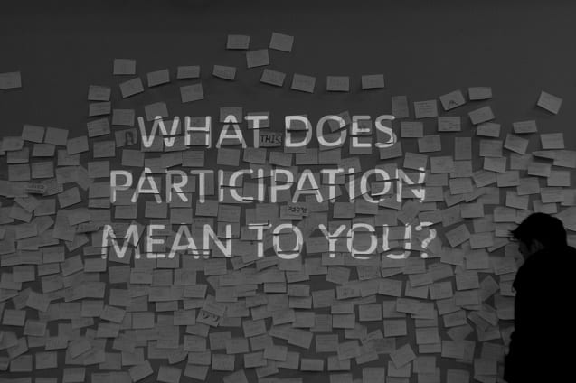 What participation mean to you