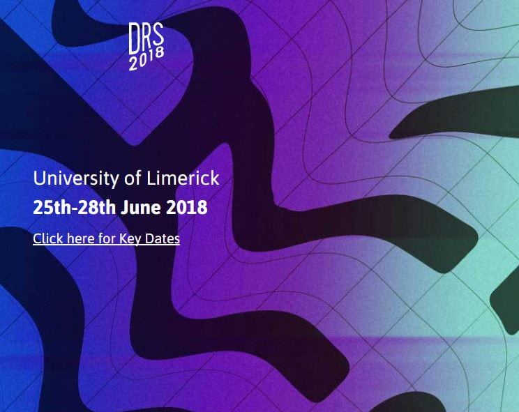 Design Research Society 18 Conference