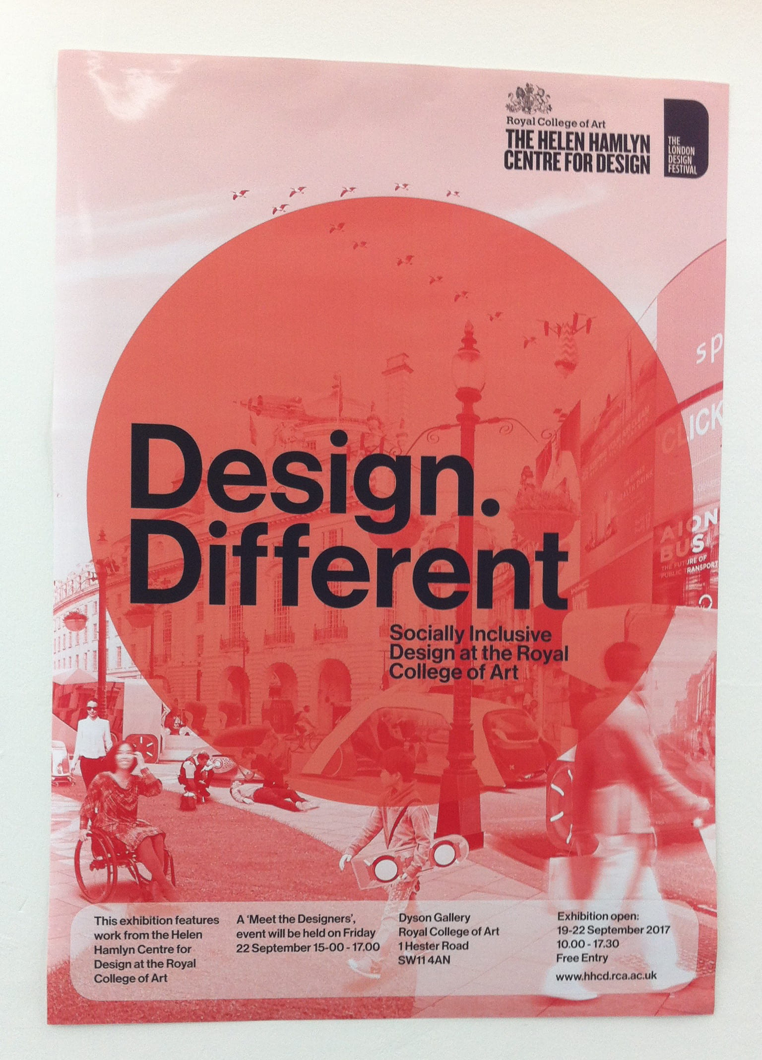 HHCD Design.Different exhibition