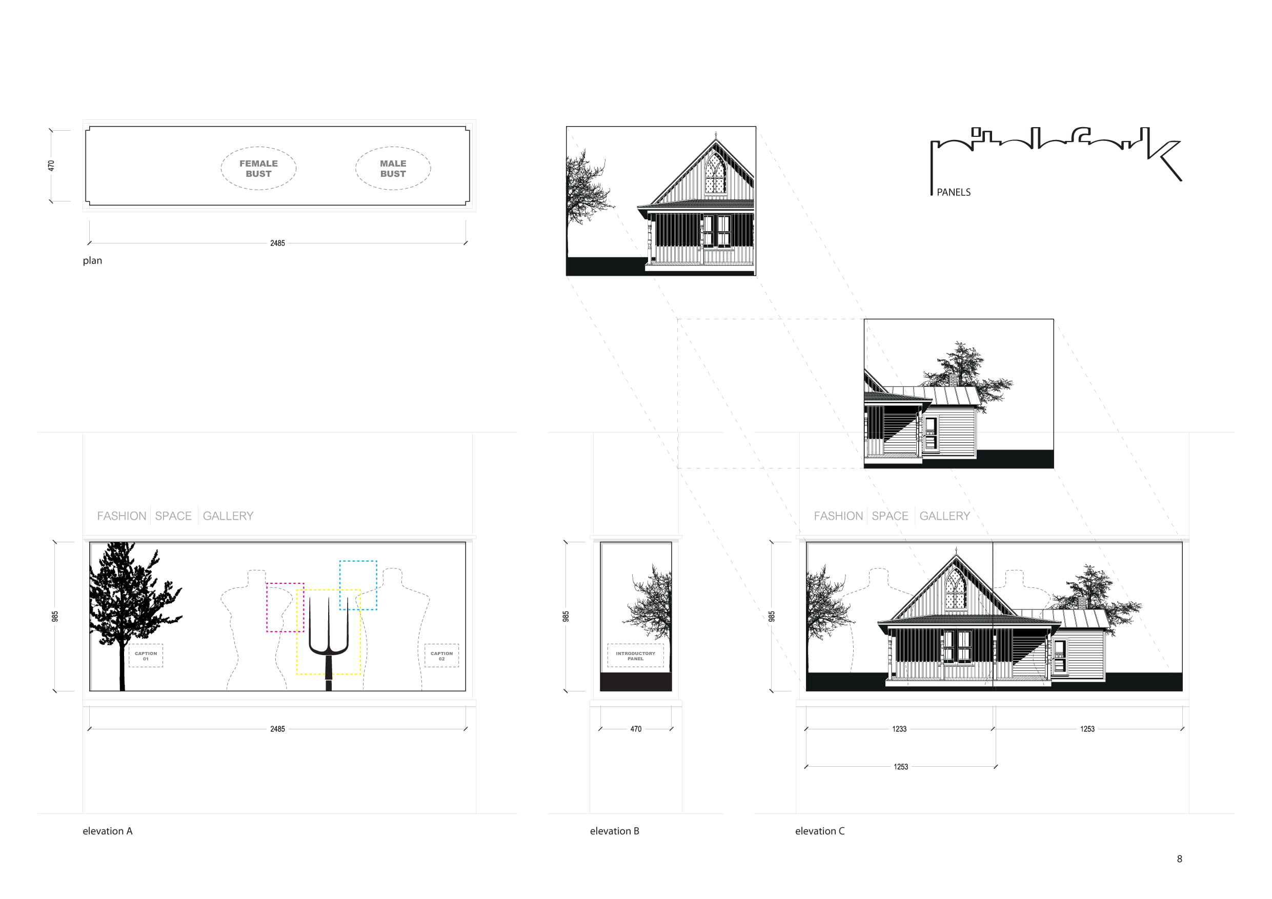 P drawings